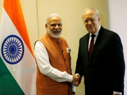 Modi meets Swiss President; NSG membership, black money dominate talks